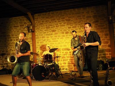 Imperial Quartet / L'estivale de Jazz en Herbe