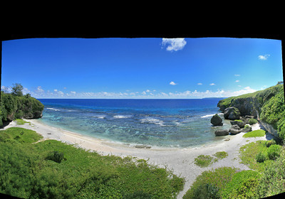Ladder Beach sample panos