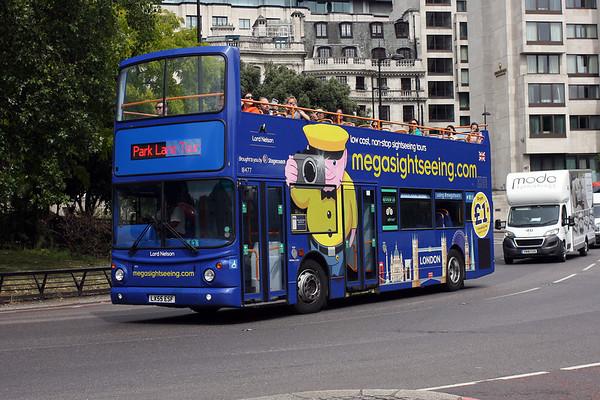 Stagecoach (Megabus Sightseeing)