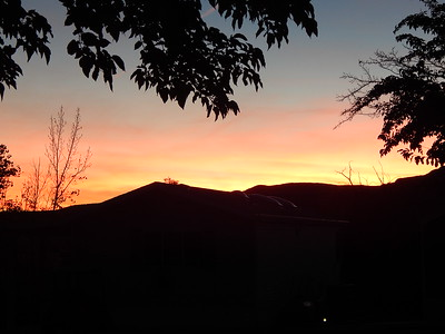 Harrisburg sunsets