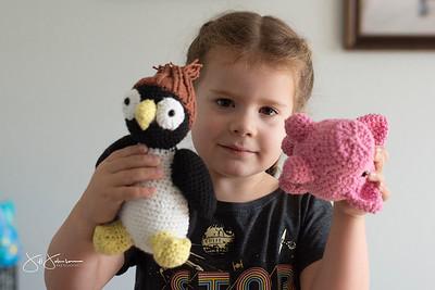 September Crochet Critter Delivery 2020