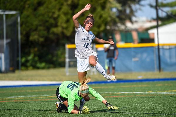 Hood v St Vincent - Women's Soccer - 09.21.19