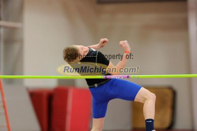 Boy's High Jump - 2013 MITS State Meet