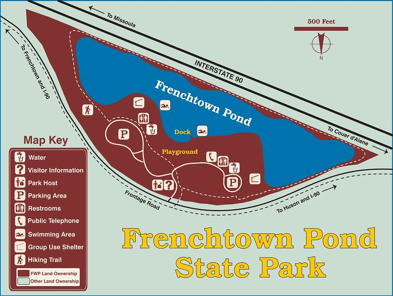 Frenchtown Pond State Park