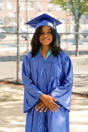 Aniyah's Graduation Session
