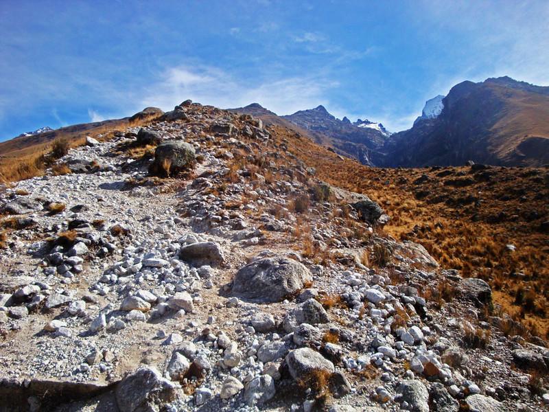The uphills were a bit hard...