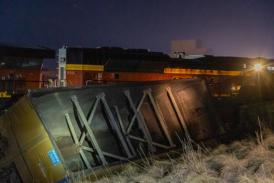 November 27 Train Derailment
