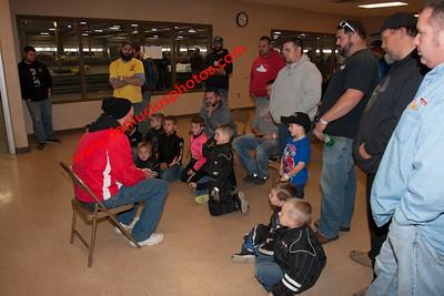 Ohio Indoors Kart Series 11/14/15  Session 1
