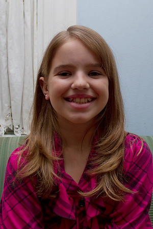 Annie's 11th Birthday