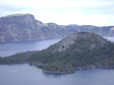 Crater Lake 8-19-07