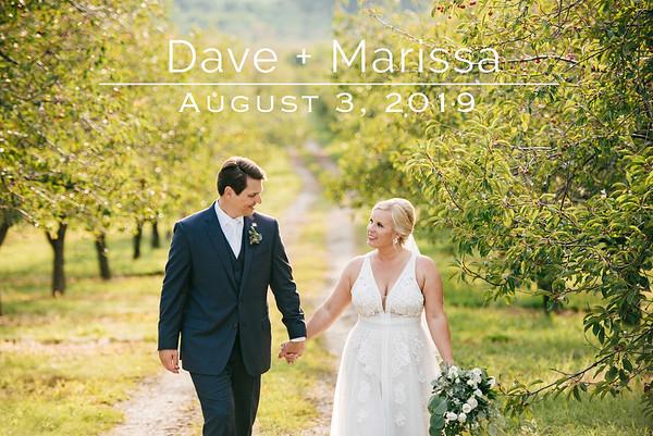 Dave + Marissa