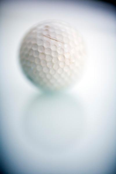 Golf ball, Seville, Spain