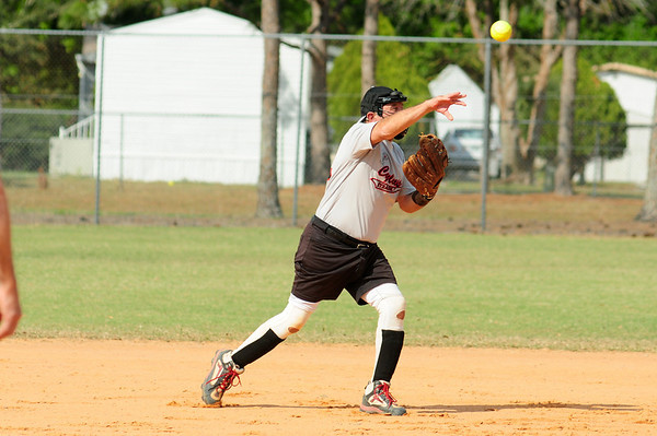 Hill Contracting vs Cyclones - Championship Game