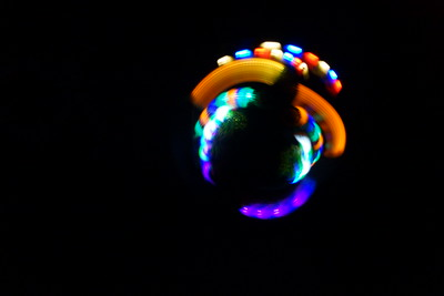 Nathan LED light show 2013