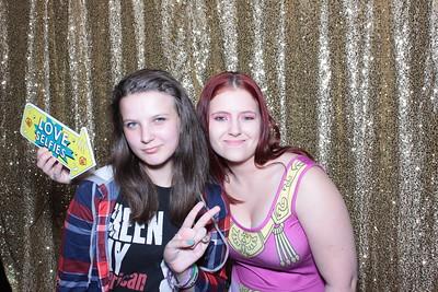 Alizay's 13th Birthday Party pics