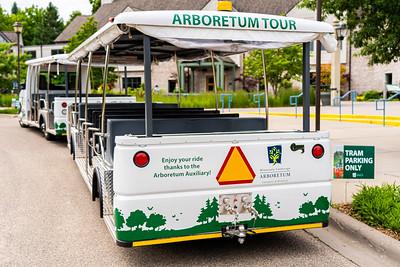 Tram Dedication 6-24-2019