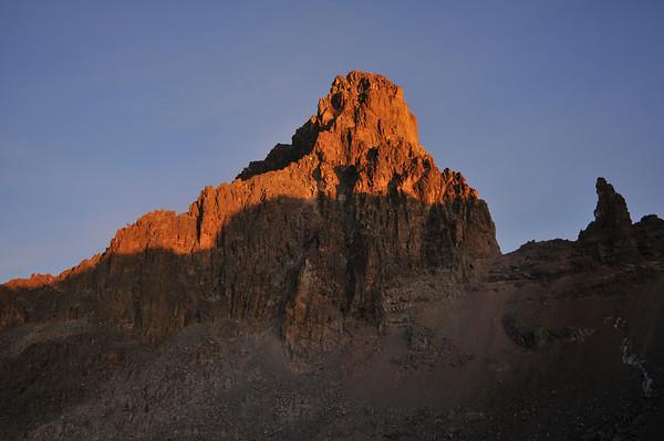 Mt. Kenya Climbs