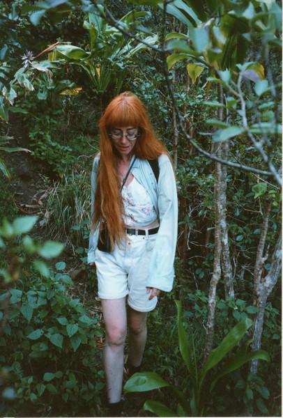 0530 - Deb in the jungle