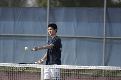 UHS Boys Tennis 2012