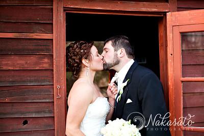 Tiffany & Kurt {wedding day}
