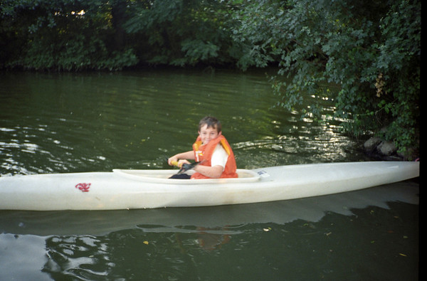 1999 Canoeing at tonbridge