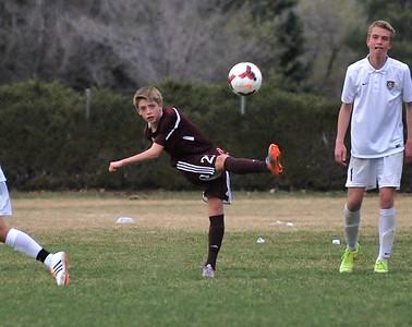 JHS Soccer vs Cottonwood