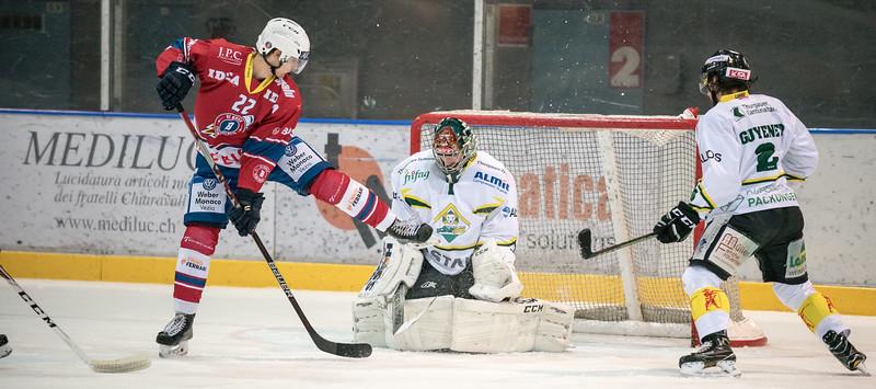 Biasca-Hockey Thurgau - 01.10.2016