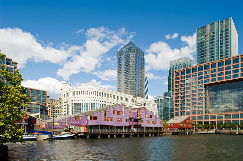 Docklands, E14, London, United Kingdom