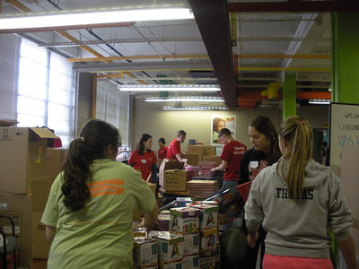 CitySERVE 2014: Cleveland Kids in Need