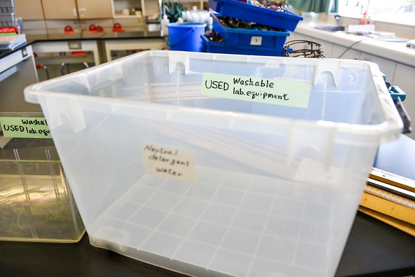 Science Lab Preparations and Protocols