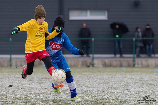 17/03/2018: KVV Laarne-Kalken - FC Lembeke A