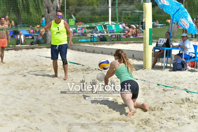 presso Zocco Beach PERUGIA , 25 agosto 2018 - Foto di Michele Benda per VolleyFoto [Riferimento file: 2018-08-25/ND5_8955]