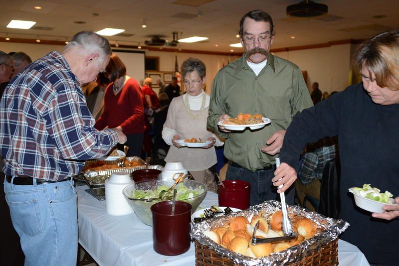 American Legion Social - Naperville, Illinois - Veterans Day Celebration - November 11, 2016