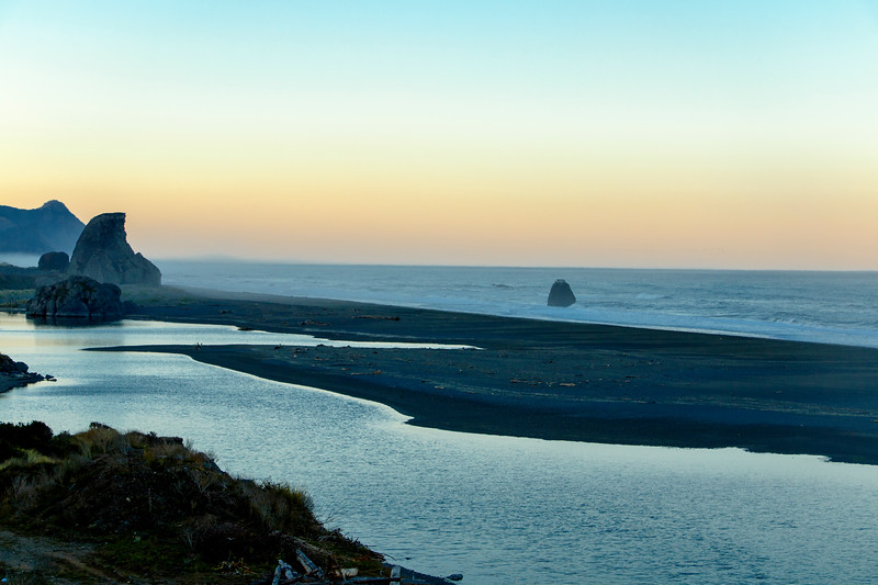 Coastal Mornings