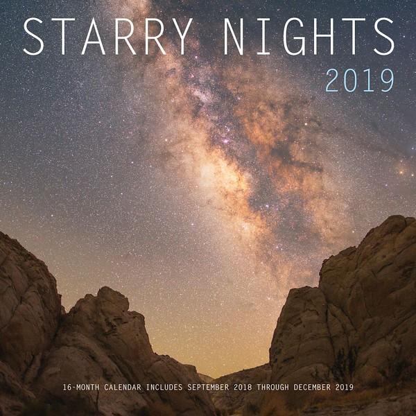2019 Starry Nights Calendar