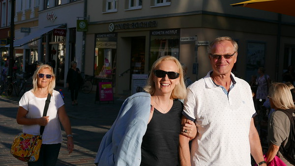 2018 - Südschweden Göteborg + Rückreise
