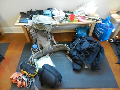 Mt. Rainier 2013,Team 3, Climb to Fight Breast Cancer