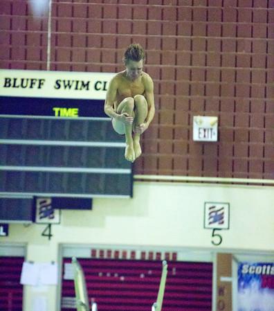 Scottsbluff GNAC Diving