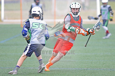 1/29/2017 - 2022/2023 - Creeks Lacrosse vs. Monsters Lacrosse - Pine Trails Park,  Parkland, FL