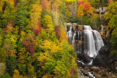 Waterfall Expedition Fall 2015