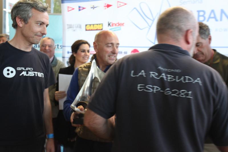 BAN GRUPO AUSTEN LA RABUDA ESP-5281