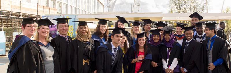 Graduation May 2012