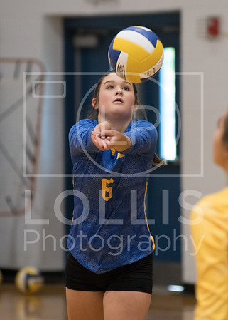 Westside at Wren JV and V Volleyball 8-24-17