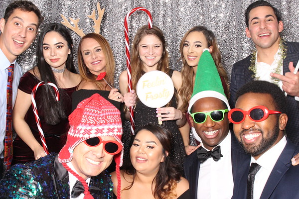 CBRE Holiday Party 2018