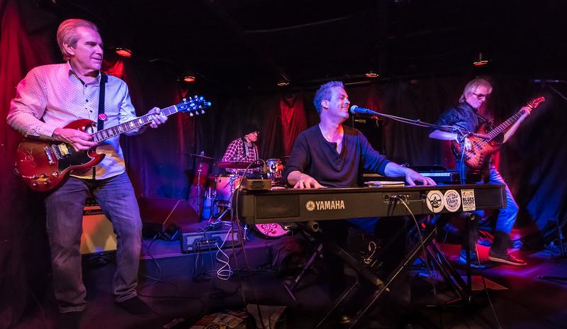 Scottie Miller Band-Crooners.