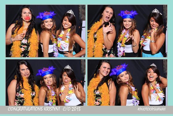 Kristyn's Graduation Party (Fusion Portraits)