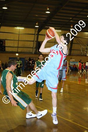 YLM 2 - Ryde Vs Newcastle 8-8-09