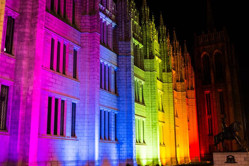 Aberdeen Spectra 2016, Marischal College