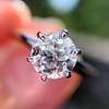 .61ct Old European Cut Diamond Vintage Solitaire, by Tiffany & Co  GIA F VS2 11
