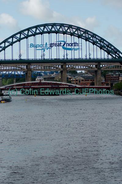 31 Aug 2013 Zapcats River Tyne